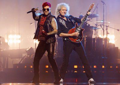 Queen + Adam Lambert Perform At Pepsi Live At Rogers Arena